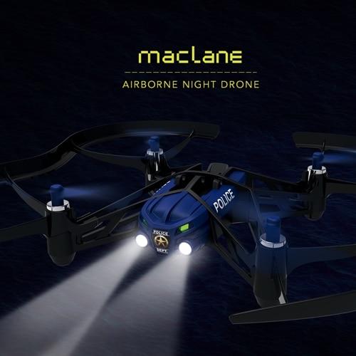 Parrot Airborne Night Minidrone – MacLane B…
