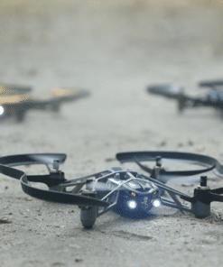 Parrot Airborne Night Minidrone – MacLane Blue