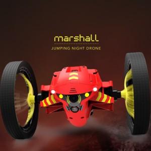 Parrot Jumping Night Minidrone – Marshall Red