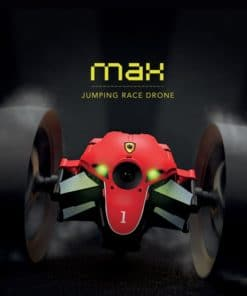 Parrot Jumping Race Minidrone – Max Red