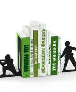 Action Man Bookends 1