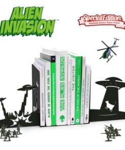 Alien Invasion Bookends