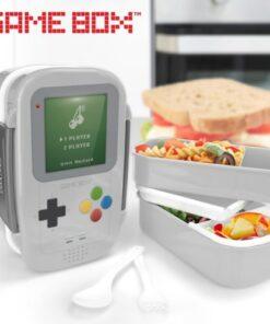 Game Box Bento Lunch Box