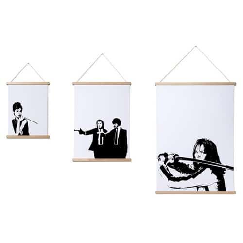 Magnetic Print Frame - Ply