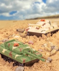 RC Battle Tanks