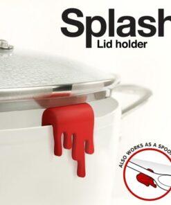 Splash Lid Holder