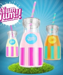 Take Away Drinking Bottle - Pink