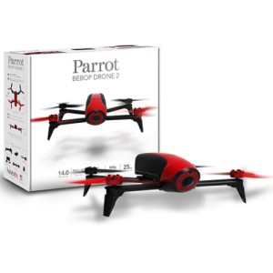 Parrot Bebop Drone 2 – Red