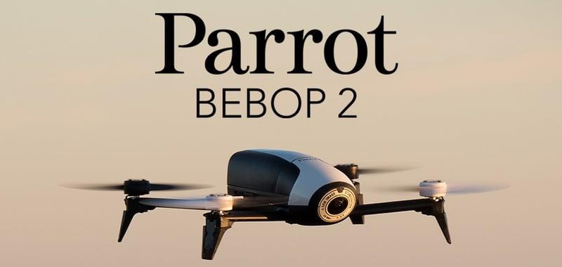 Parrot Bebop Drone 2 – Faster, Lighter & Longer-Flying