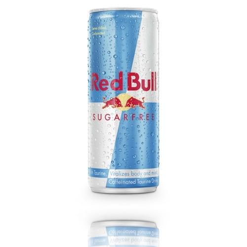 Red Bull Sugarfree – 250ml