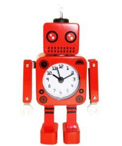 Robotime Robot Clock