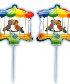Animal Dancing Balloons - Parakeet