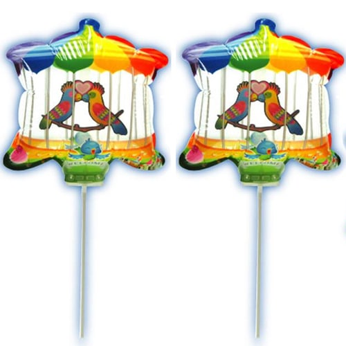 Animal Dancing Balloons – Parakeet