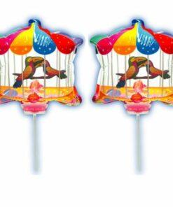 Animal Dancing Balloons - Parrot