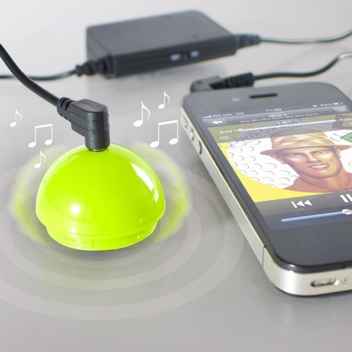 Mighty BoomBall Speaker – Green