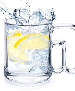 @ Glass Mug