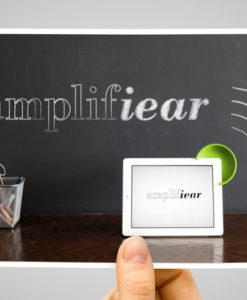 Amplifiear for iPad - Green