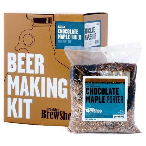 Brooklyn Brew Shop Beer Making Kit – Ch…