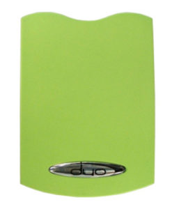 Duo Credit Card Holder - Green