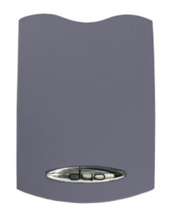Duo Credit Card Holder - Grey