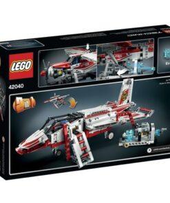 Lego Fire Plane