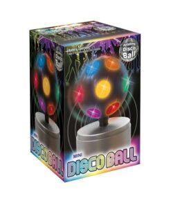 Mini Disco Light Ball