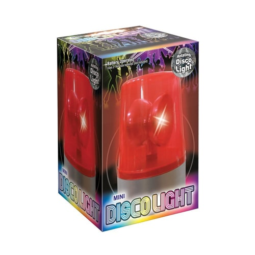 Mini Emergency Disco Light