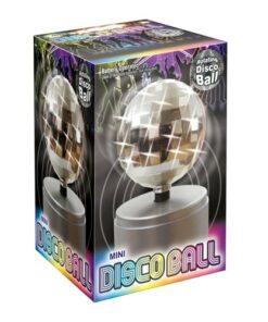 Mini Mirrorball Disco Light