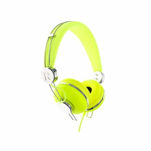 Neon Soundz Headphones – Yellow