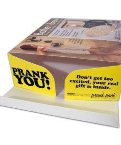 Prank Pack Fake Gift Box