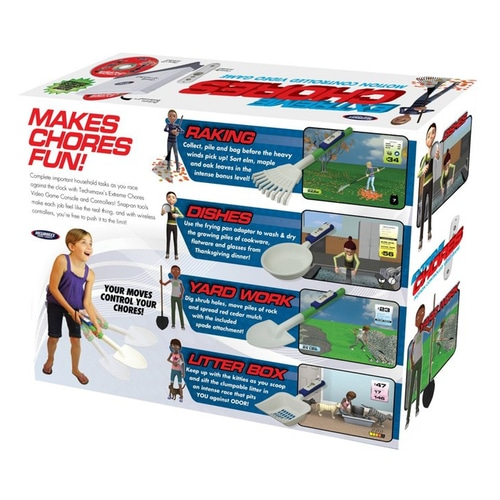 Prank Pack Fake Gift Box - Extreme Chores