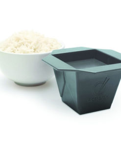 Rice and Easy Measuring Cup - Grey