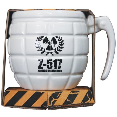 Snow Grenade Mug