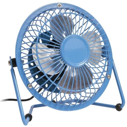 USB Desk Fan –  Blue