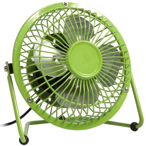 USB Desk Fan – Green