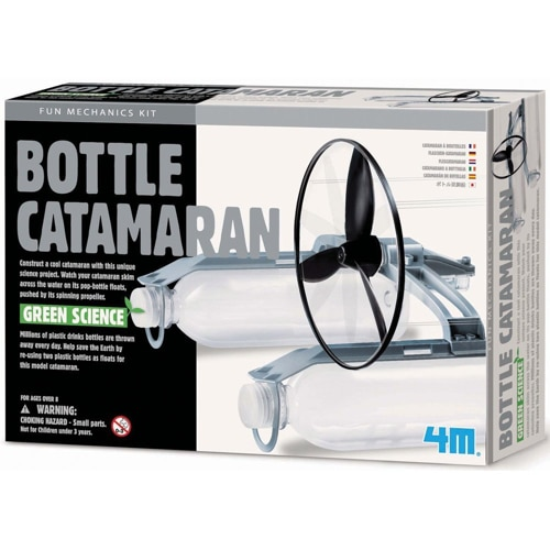 Bottle Catamaran Kit
