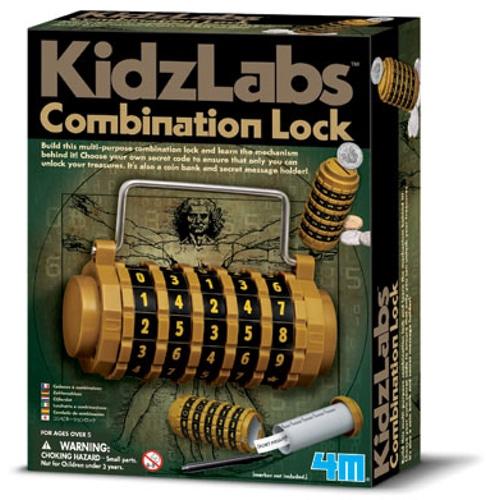 Combination Lock Kit