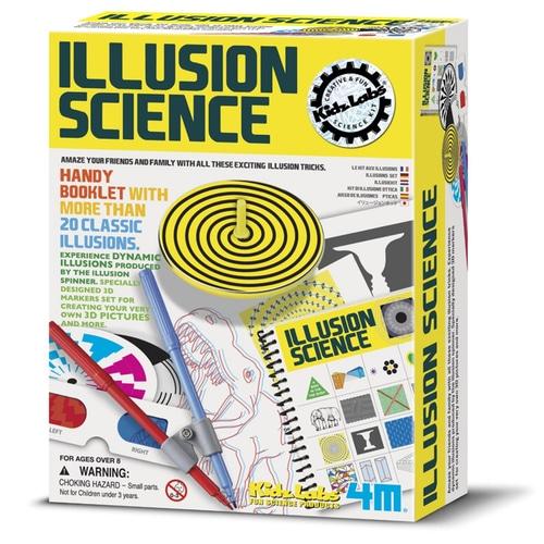 Illusion Science Kit