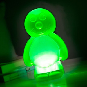 Jelly Baby Light - Green