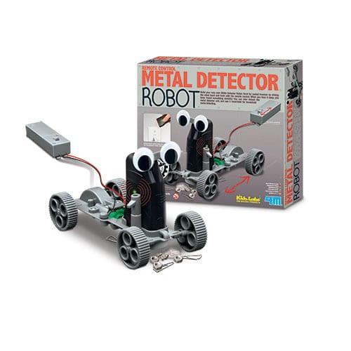 Metal Detector Robot Kit