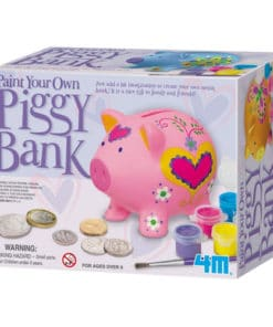 Paint Your Own Piggy Bank Kit