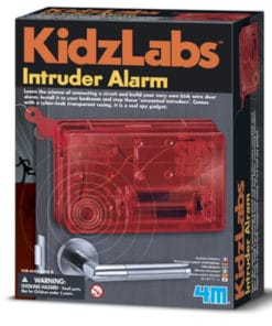 Spy Science Intruder Alarm Kit