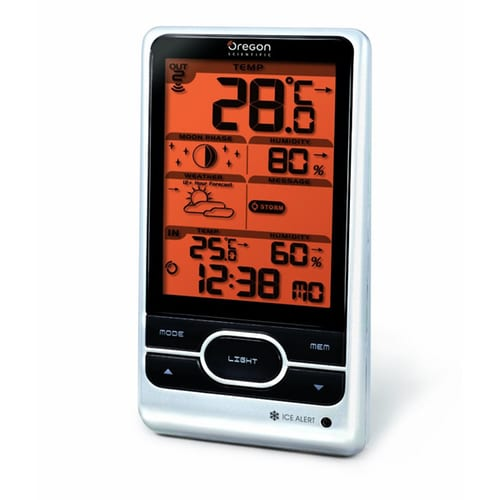 Wireless Weather Station with Weather Alert