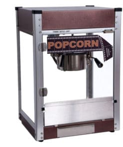 Cineplex Popcorn Maker and Stand 4oz - Antique Copper