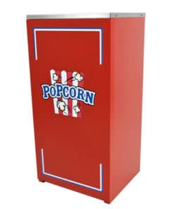 Cineplex Popcorn Maker and Stand 4oz - Red