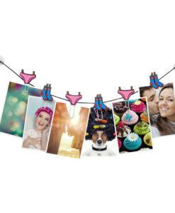 Clipit Picture Hangers - Laundry