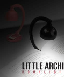 Little Archie Book Light - Black