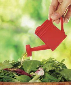 OilCan Oil and Vinegar Dispenser - Red