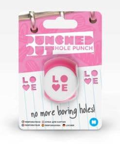 Love Hole Punch