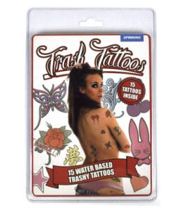 Trash Tattoos - For Her